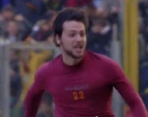 Destro Roma-Fiorentina
