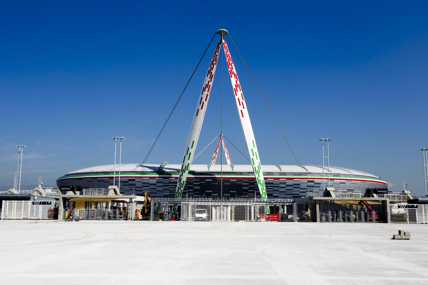 Stadio History Lo Stadium Nello Stadio Corriere