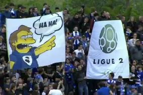 Ajaccio Ligue 2