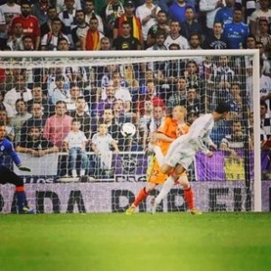Ronaldo tacco