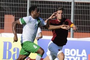 """Roma Nazionale Indonesiana U""""£ a Rieti"""