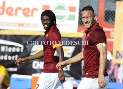 Ansia Totti e Gervinho, Garcia fa gli scongiuri