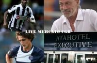 "MERCATO: Yanga-Mbiwa ""Forza Roma"". No del Psg per Rabiot. Borriello resta"