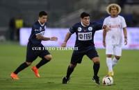 """Partita della Pace, a segno Iturbe. Maradona: """"Manca solo un grande numero 10, Totti"""""""