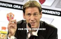 """Juve-Roma, Conf. Garcia: """"A Torino per vincere. Siamo tutti al 100%"""""""