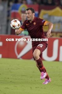 TOROSIDIS   ROMA CSKA 1