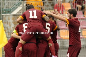 ADAMO GOL 3 Youth League  2 Roma Bayern
