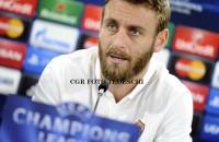 """De Rossi: """"Siamo una grande squadra, felice di esser rimasto a Roma"""""""