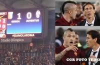 Lo stupore di Radja e Rudi al gol del Genoa, mentre la Sud esplode (FOTO VIDEO)