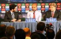 """Guardiola e Robben: """"la Roma? Una gioia"""" Muller: """"Totti una leggenda"""""""