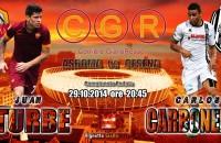 Roma-Cesena 2-0 (8′ Destro, 80′ De Rossi) La Roma torna in testa alla classifica