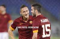"""Totti: """"D'accordo con Garcia, stasera contava solo vincere"""""""