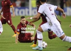 """Roma-Bayern, Squinzi: """"Non c'è tutto questo divario tra le due squadre"""""""