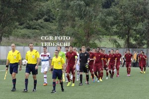 Youth League 1 Roma Bayern
