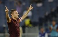 """Totti: """"Abbiamo ricominciato con la stessa mentalità"""""""