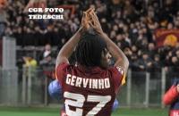 "Twitter, Gervinho felice per il gol: ""Destrooo"""