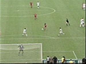 Roma Milan 5-0