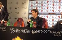 """Garcia: """"La squadra è motivata come me a vincere. Di mercato non parlo"""""""