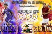 LIVE Fiorentina-Roma 1-1  (18′ Gomez, 48′ Ljajic) Finisce pari. Juve a +7