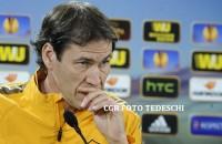 """Garcia: """"Fiducia totale nel gruppo. Rispetto i nostri tifosi, loro rispettino noi"""""""
