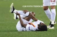 Report Medico Gervinho: lesione di 1° grado, stop di 3 settimane