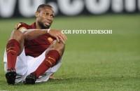 Roma,  Trauma distorsivo al ginocchio sinistro per Keita, elongazione muscolare alla coscia per Totti