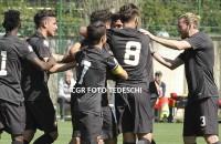 Primavera, Roma-Bari 5-1. In campo anche Balzaretti per 60 minuti e un assist