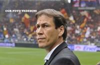 """Roma-Genoa, Garcia: """"Grande spirito di squadra. Florenzi? Ha una grande anima"""""""