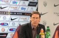 """GARCIA: """"Totti è out. I ragazzi lavorano bene e duramente. Balzaretti in panchina"""""""