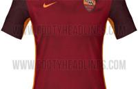 Prime anticipazioni sulle nuove maglie della Roma 2015-2016 (FOTO)