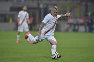 Nainggolan Inter Roma