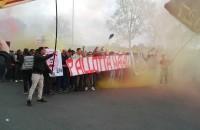 """Olimpico, 300 tifosi contestano Pallotta con cori e striscioni """"Pallotta maiale"""" (FOTO)"""