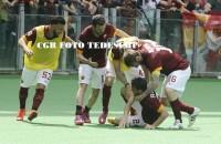 """Roma-Genoa, Florenzi: """"Mi piace giocare terzino. Il coro? Che orgoglio!"""" (VIDEO)"""