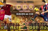 Roma-Genoa 2-0 (34′ Doumbia, 93′ Florenzi) si torna a vincere in casa, secondo posto nel mirino