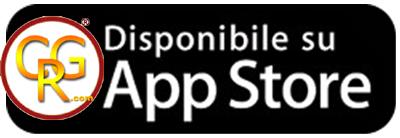 Scarica la App Ufficiale di CGR.com su Apple Store e Google Play