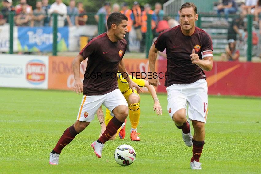 Falque Totti  ROMA  GIRMOT GYOR