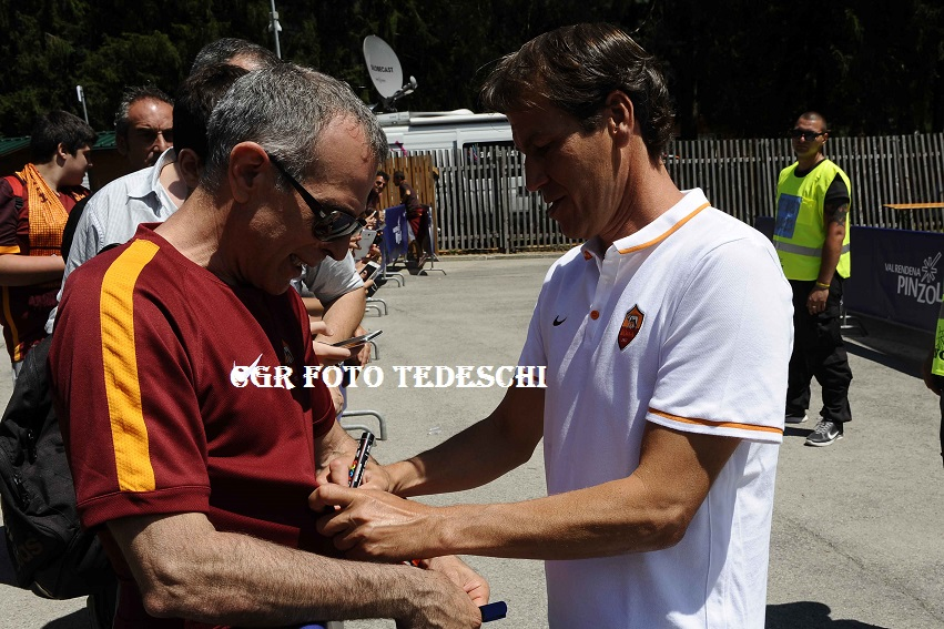 Garcia Conferenza e Autografi