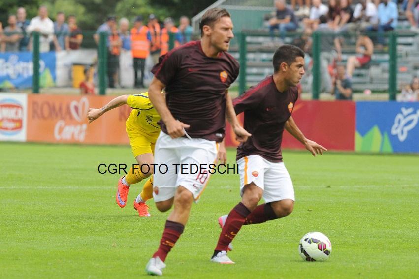 Totti Faque 1 ROMA  GIRMOT GYOR