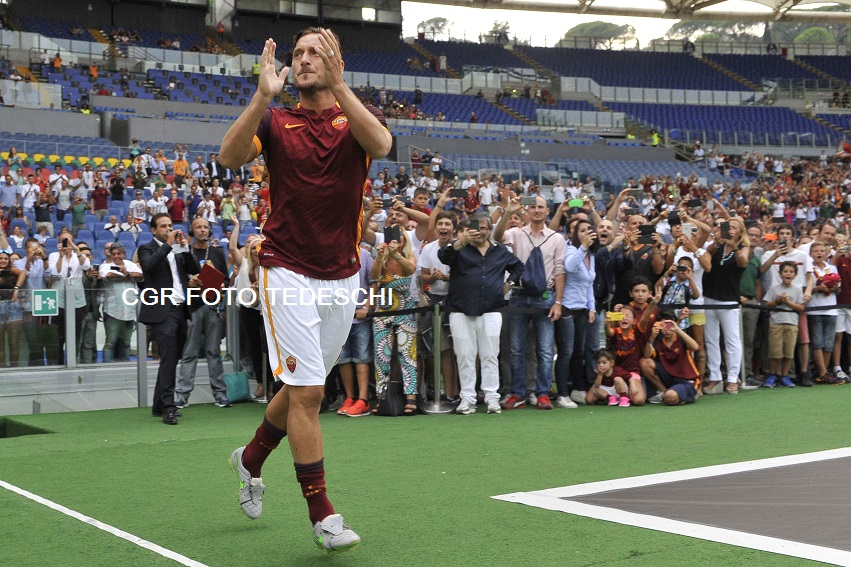 TOTTI     OpenDay 2015