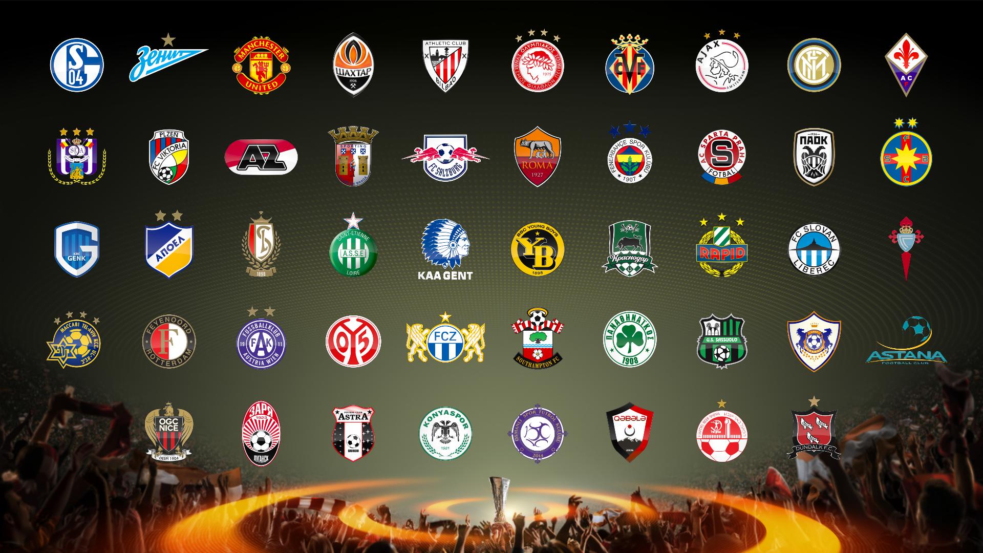 Roma Calendario Europa League.Europa League Roma Esordio Nel Gruppo E Con Viktoria Plzen