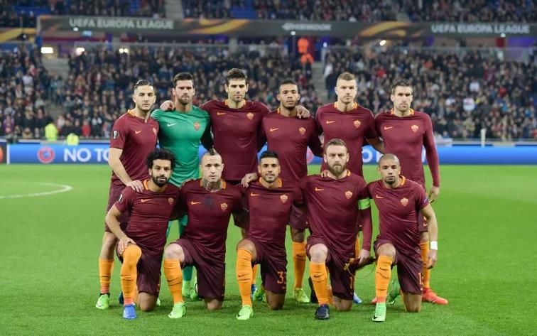 34e2fc878e Lione-Roma 4-2, i voti dei giornali: Alisson e Salah su tutti ...