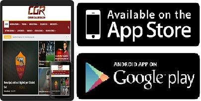 Scarica l'App Ufficiale di CGR.com su Apple Store e Google Play