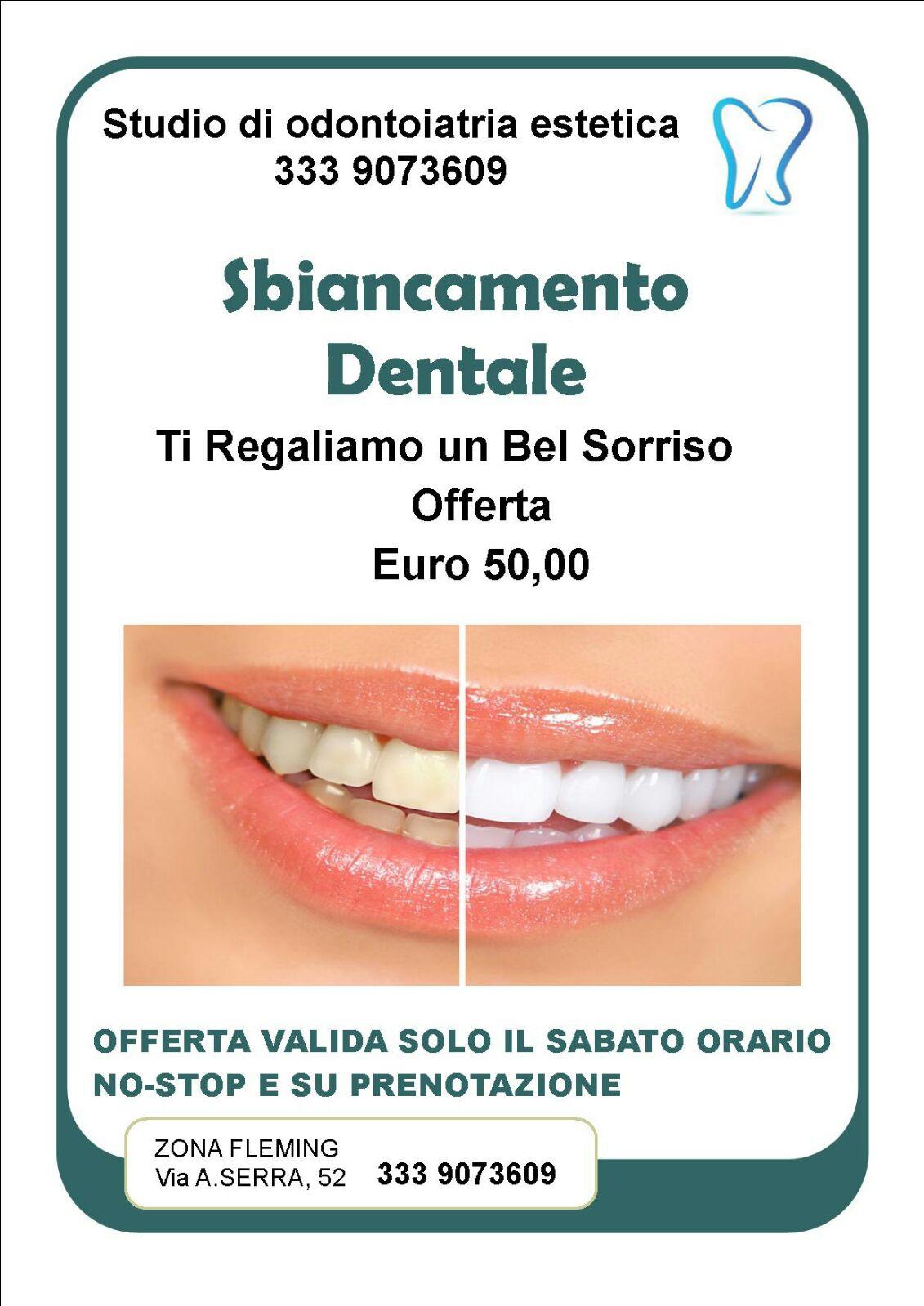 Studio Odontoiatria Estetica – Promo CGR