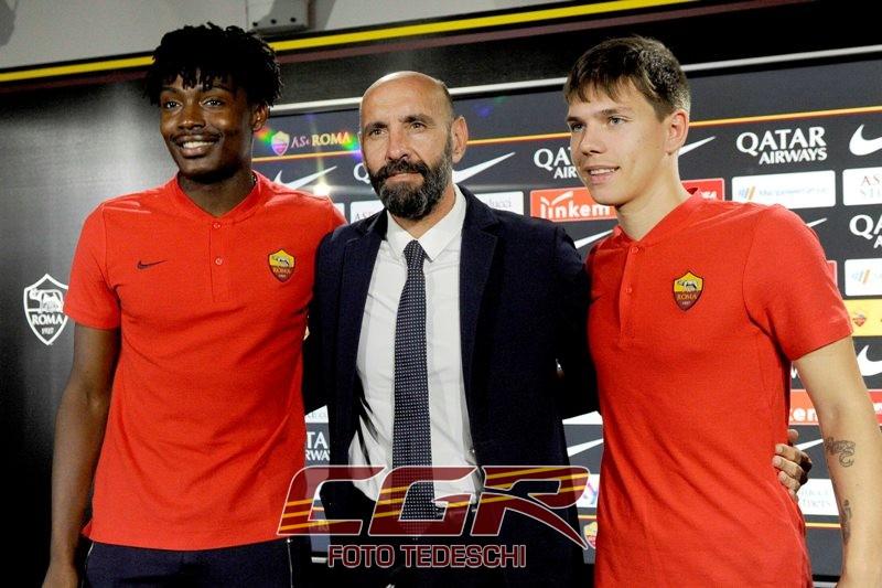 Roma, Coric ha scelto la maglia numero 19. Per William Bianda il ...