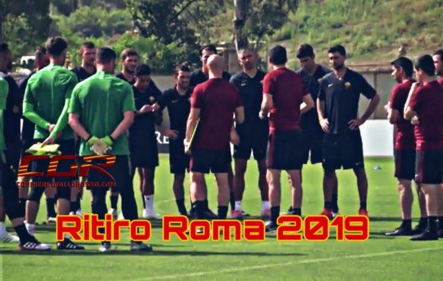 Ritiro Roma 2019