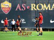 Allenamenti Roma 2 Fonseca