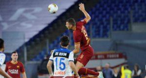 Dzeko Roma Atalanta De Roon