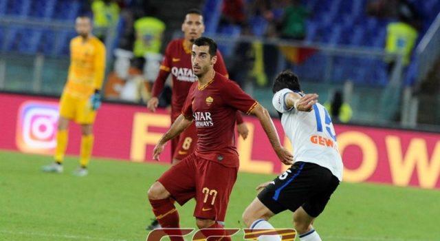 Mkhitaryan Roma Atalanta 1