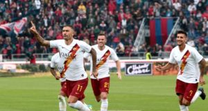 Kolarov 2 Esultanza Bologna Roma