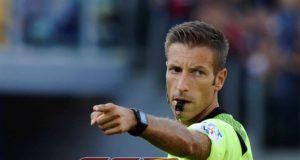 arbitro Massa Roma Cagliari